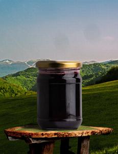 Džem / šljiva 60% aronija 40% / 800gr