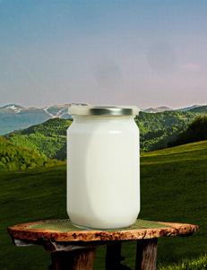 Domaće kisjelo mlijeko / 800gr / PREMIUM