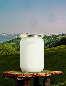 Kozije kisjelo mlijeko domaće / 800gr / PREMIUM