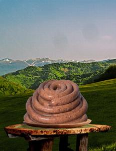 Roštiljska planinska kobasica / 500gr