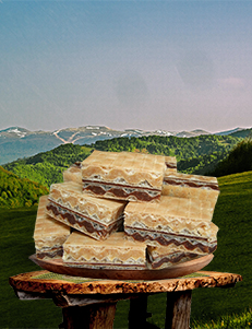 Domaći kolači Jadro oblande / 300g